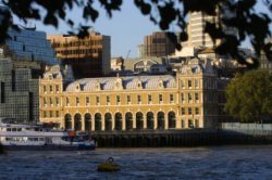 Old Billingsgate - riverside view